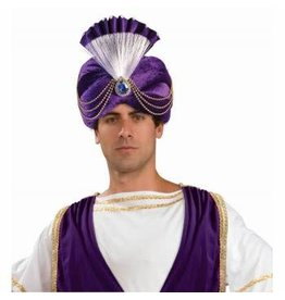 Forum Novelties Inc. Purple Sultan Turban