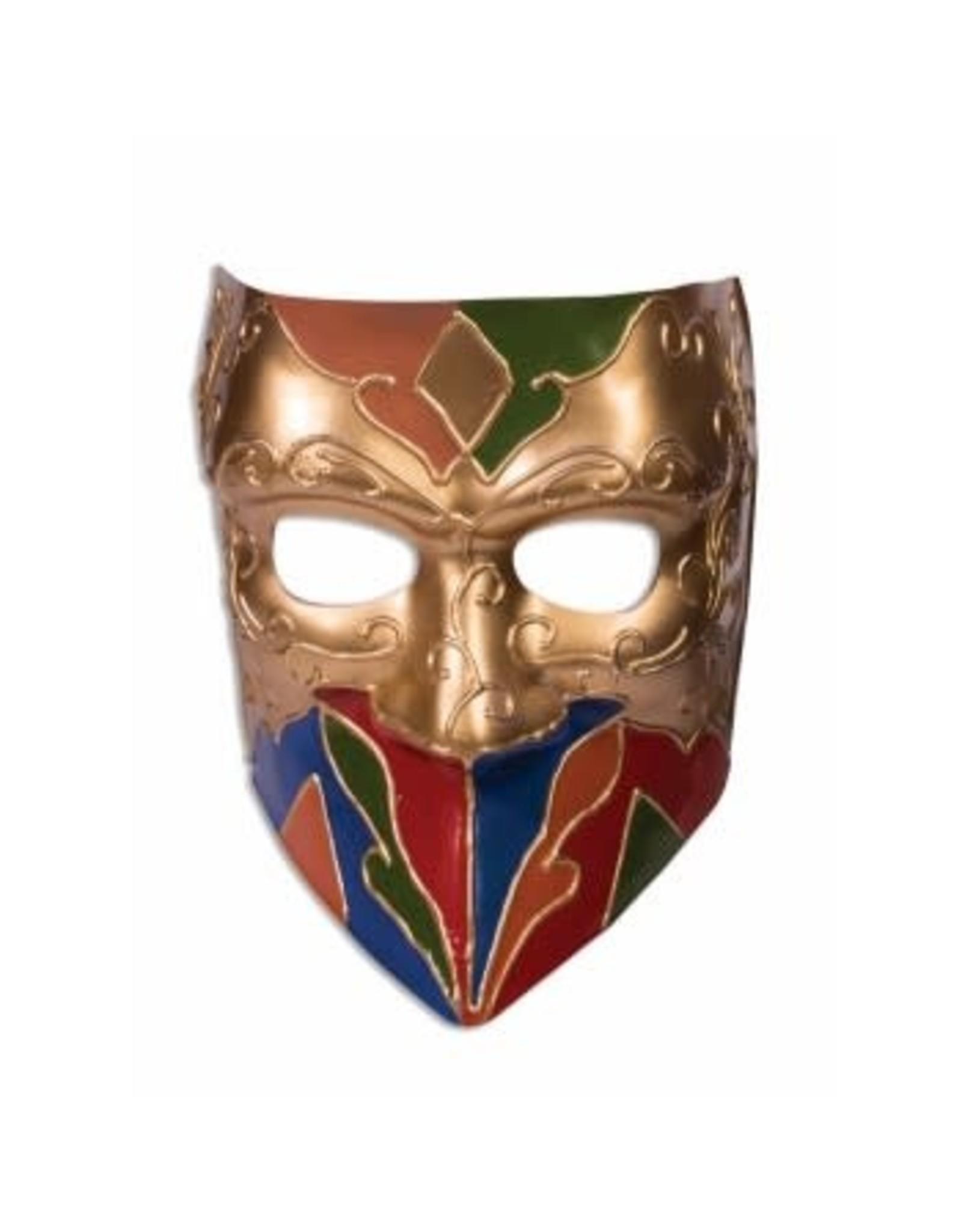 Forum Novelties Inc. Classic Jester Mask