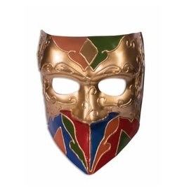 Forum Novelties Inc. Classic Jester Mask
