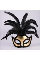 Forum Novelties Inc. Feather Mask