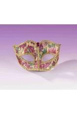 Forum Novelties Inc. Floral Venetian Mask