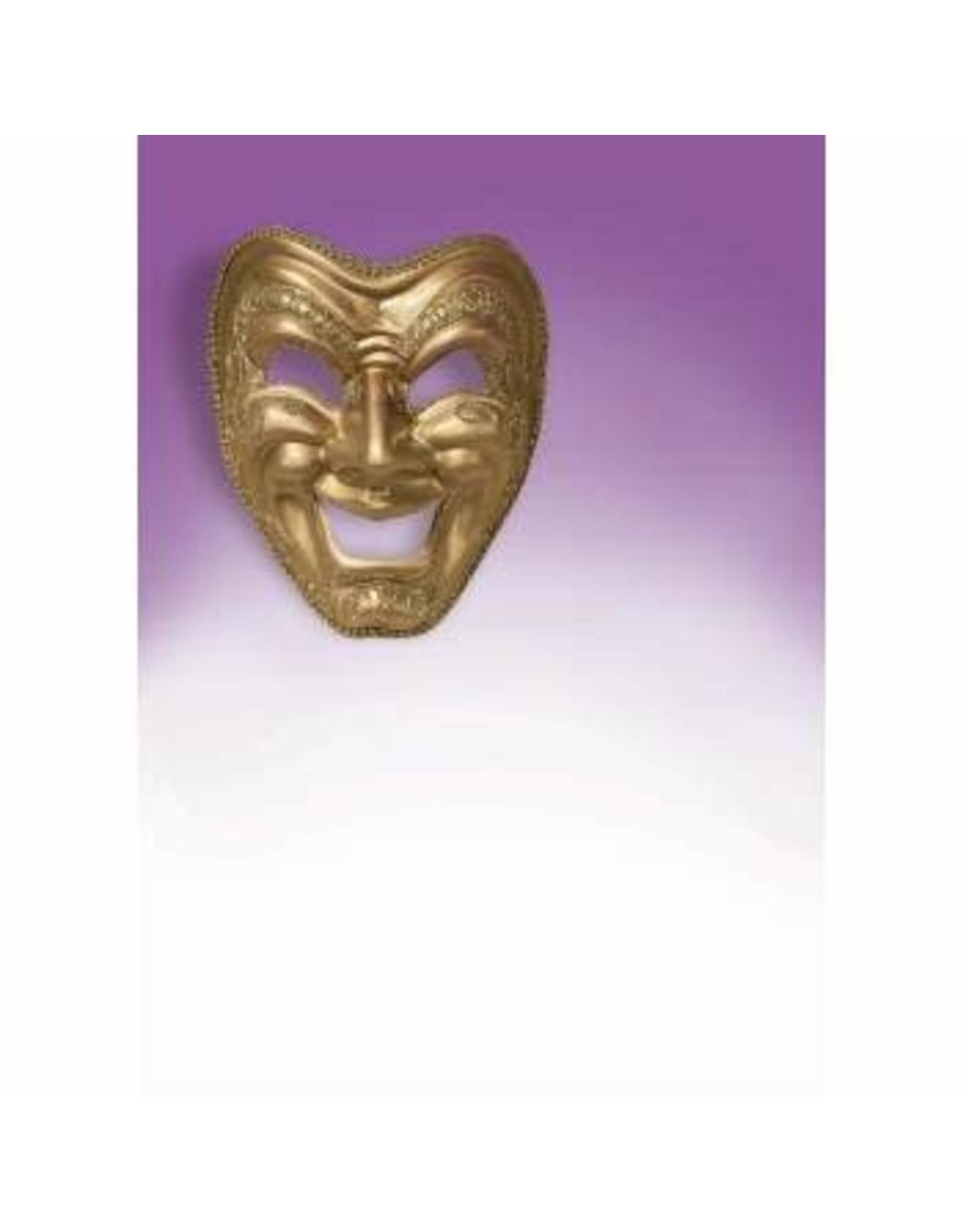 Forum Novelties Inc. Comedy/Tragedy Masks