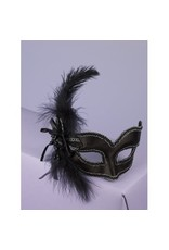 Forum Novelties Inc. Satin Mask