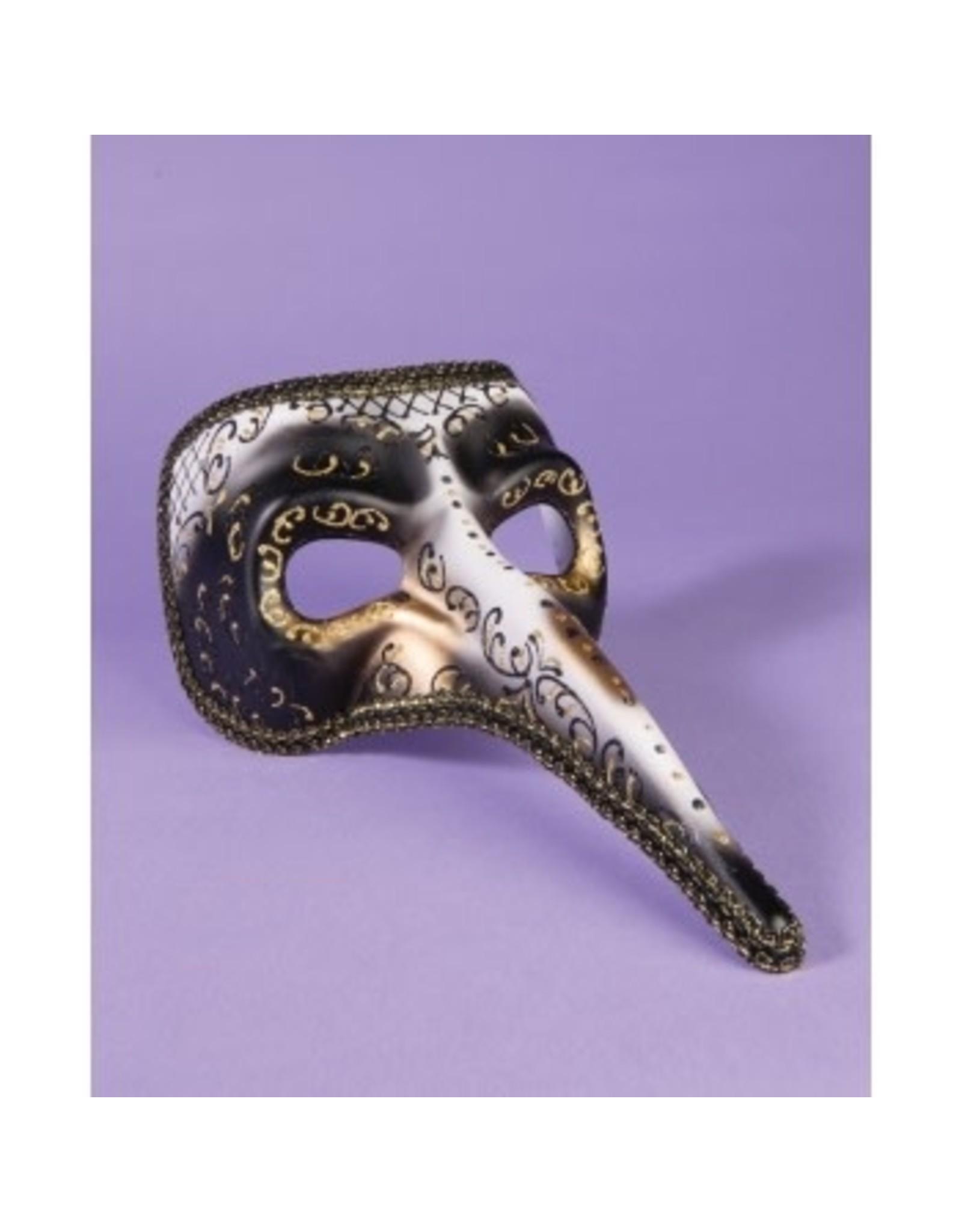 Forum Novelties Inc. Long Nose Half Mask