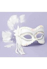 Forum Novelties Inc. Half Mask w/Beads