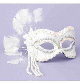Forum Novelties Inc. Half Mask w/Beads