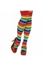 Forum Novelties Inc. Rainbow Thigh Highs