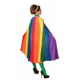 Forum Novelties Inc. Rainbow Fantasy Cape