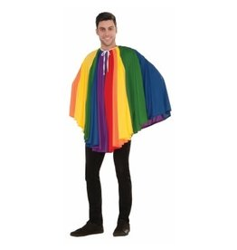 Forum Novelties Inc. Short Rainbow Fantasy Cape