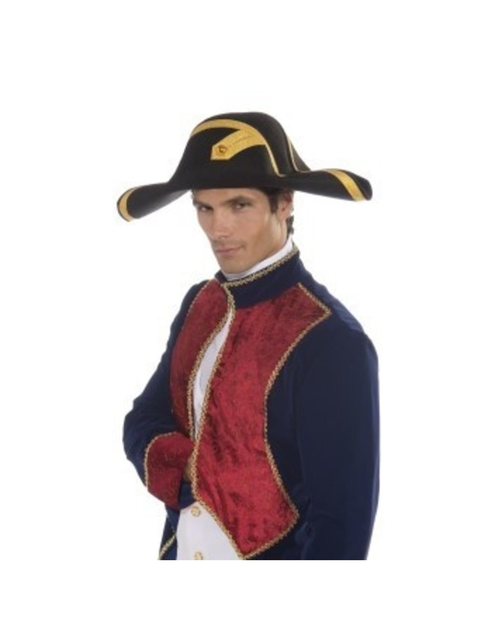 Forum Novelties Inc. Deluxe Admiral Hat