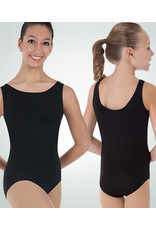 Body Wrappers Body Wrappers Boat Neck Leotard