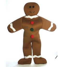 Rasta Imposta Mr. Gingerbread Man