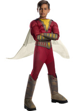 Rubies Costume Children's Shazam w/ Muscle Chest