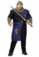 Fun World Plus Size Renaissance Knight
