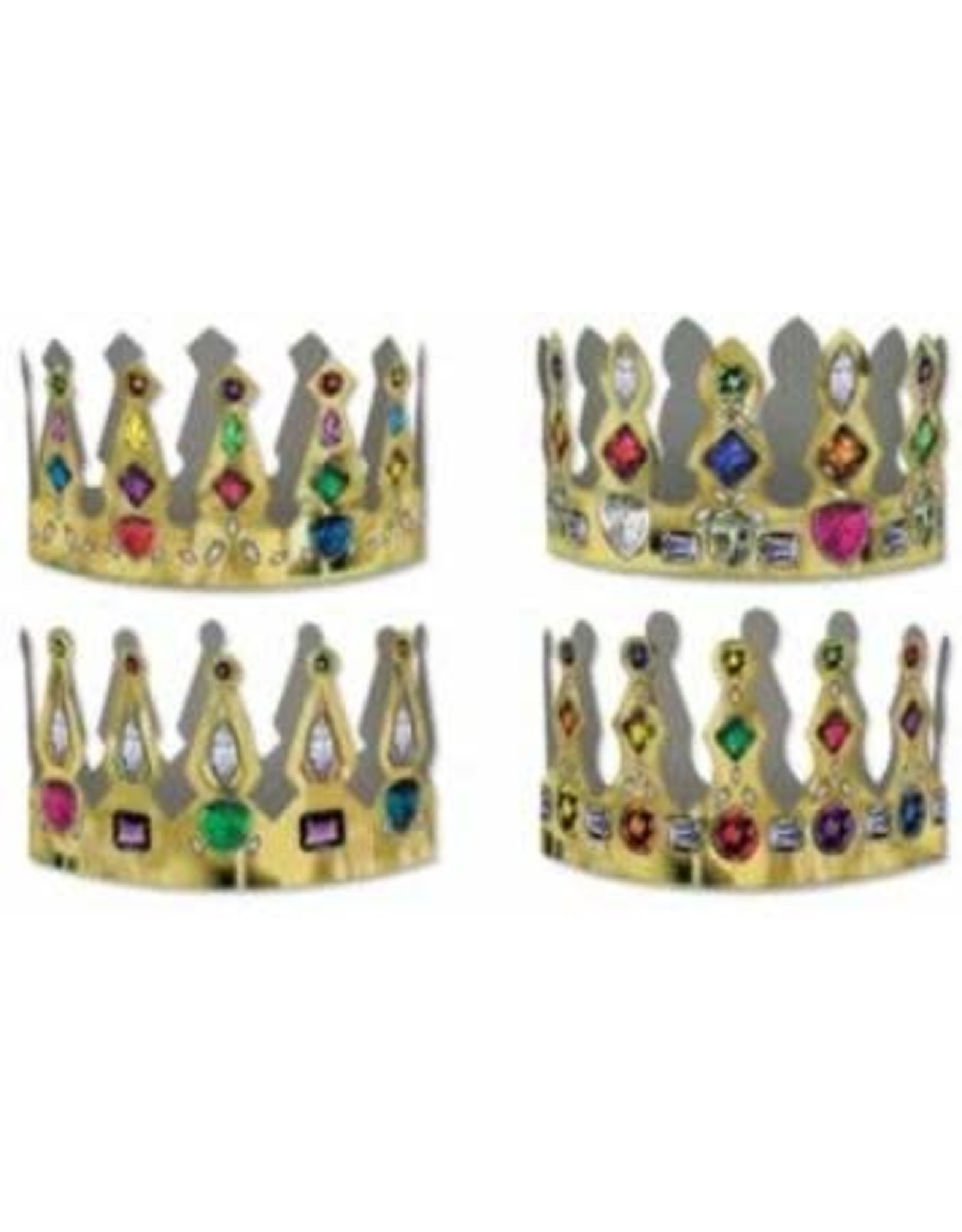 Beistle Jeweled Crown