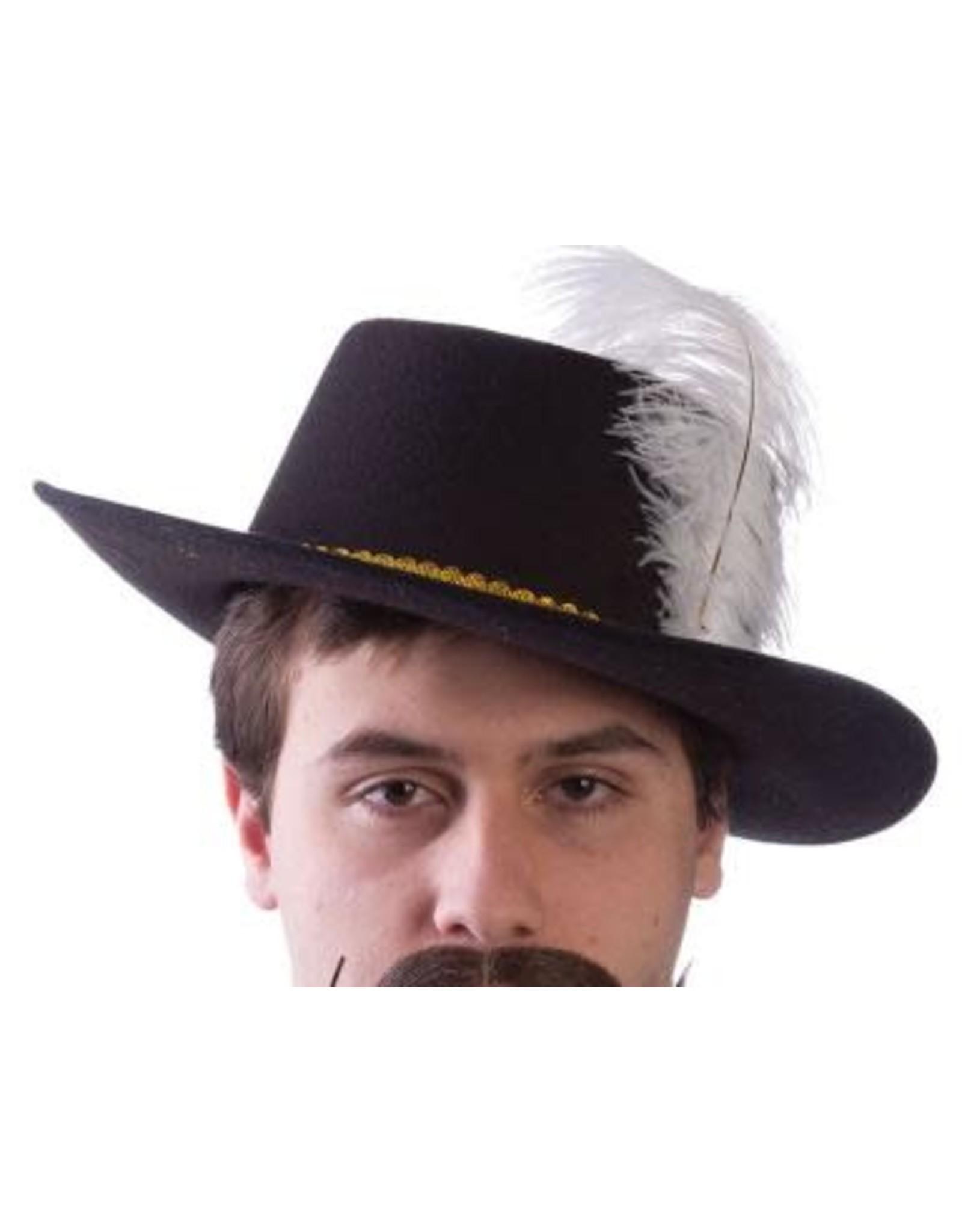 HM Smallwares Muskateer Hat