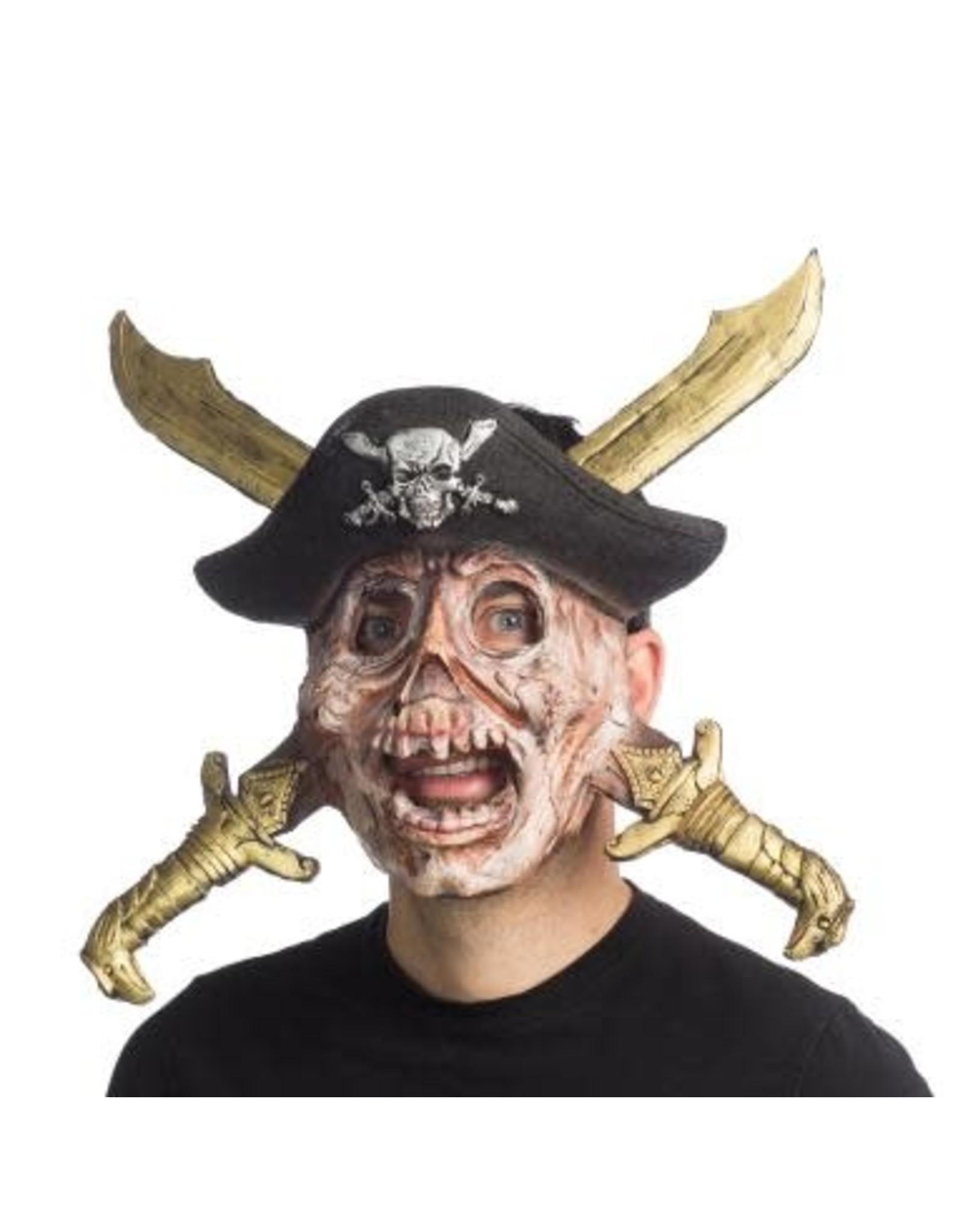 HM Smallwares Pirate Mask
