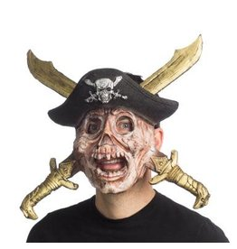 HM Smallwares Pirate Mask