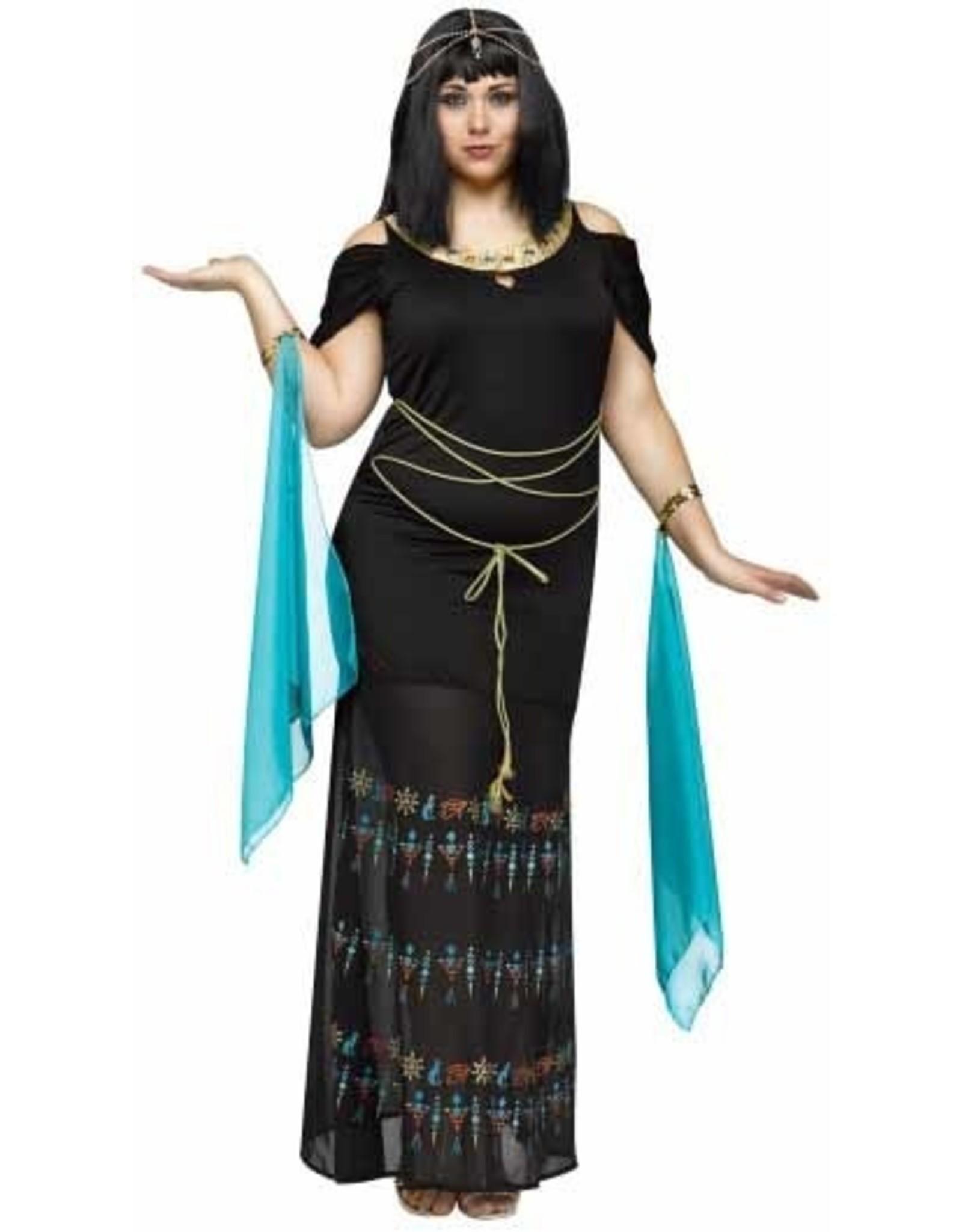 Fun World Plus Size Egyptian Queen