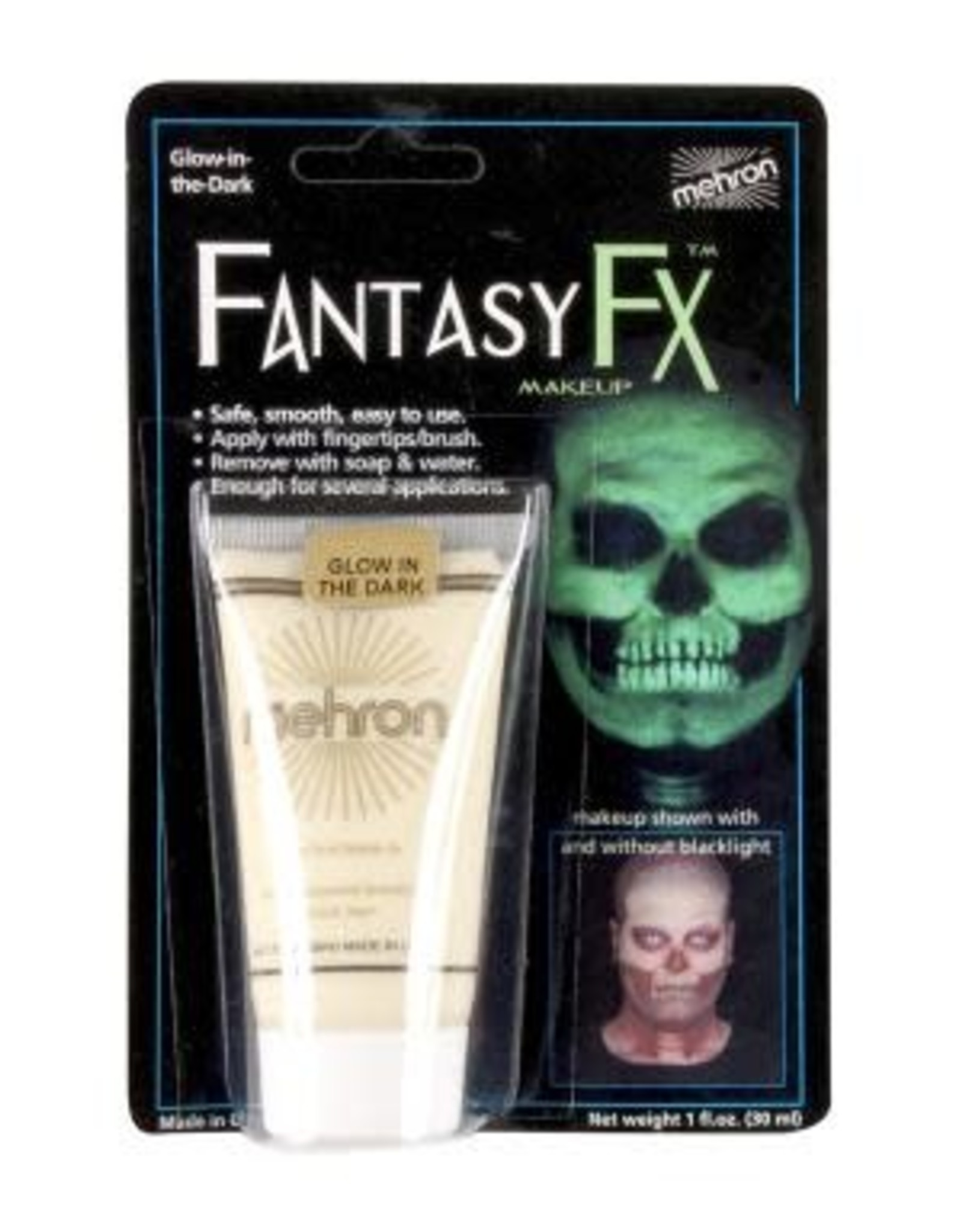 Mehron Fantasy FX Cream Makeup