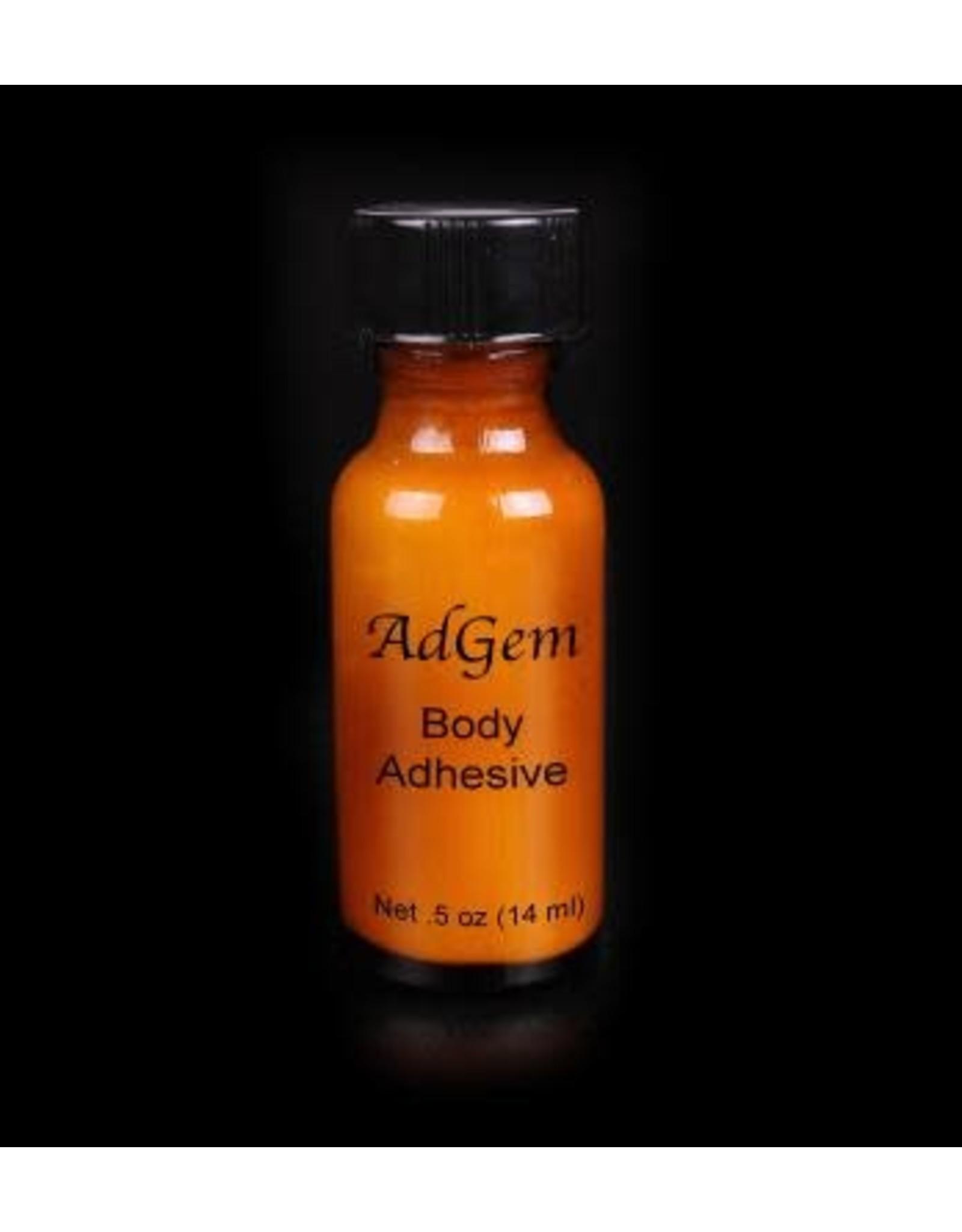 Mehron Ad Gem Liquid Adhesive