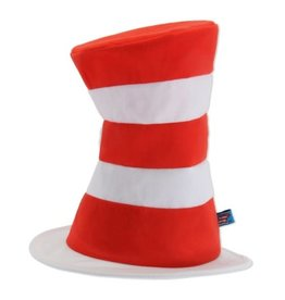 Elope Cat In The Hat Plush Hat
