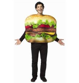 Rasta Imposta Cheeseburger