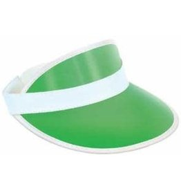 HM Smallwares Clear Green Visor