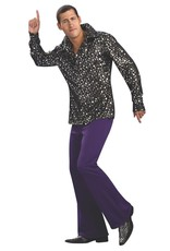 Rubies Costume Star Disco Shirt