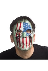 HM Smallwares USA Skull Mask