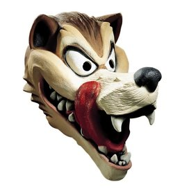 Disguise Hungry Wolf Mask