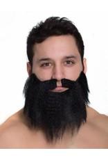 HM Smallwares Black Pirate Beard