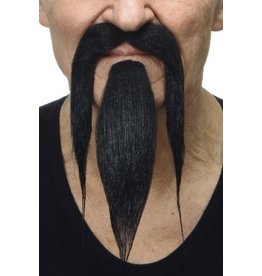European Moustaches Chinese Beard Set