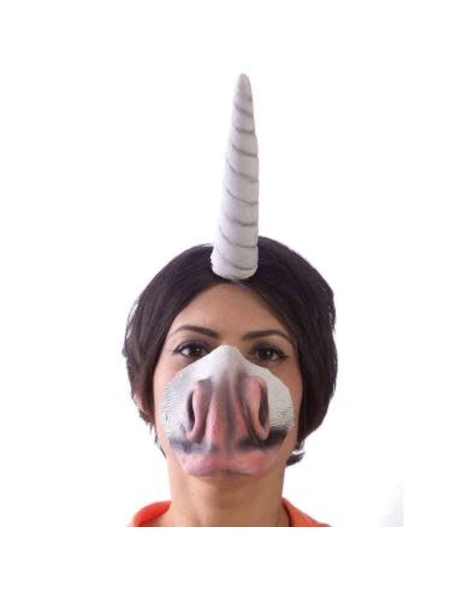 HM Smallwares Unicorn Headband & Nose Kit