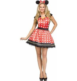 Fun World Mouse Smock and Ears