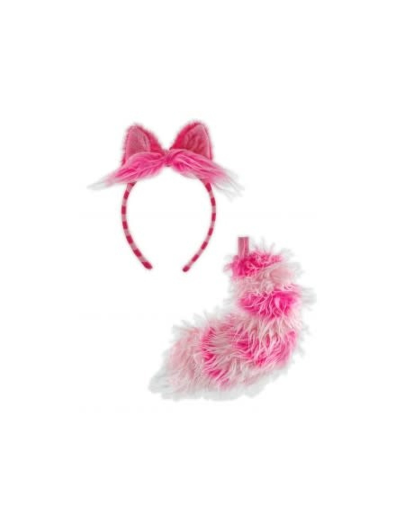 Elope Cheshire Cat Ears and Tail