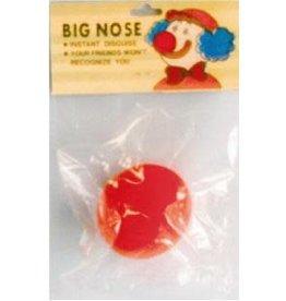 SKS Novelty Foam Clown Nose