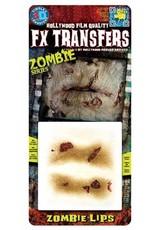 Tinsley Transfers Zombie Series 3D Tattoos