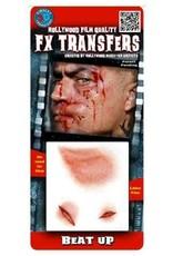 Tinsley Transfers Beat Up 3D Tattoo