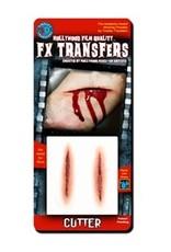 Tinsley Transfers Cutter 3D Tattoo