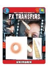 Tinsley Transfers Unihorn 3D Tattoo
