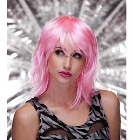 Westbay Wigs Kharma Cotton Candy Pink Wig