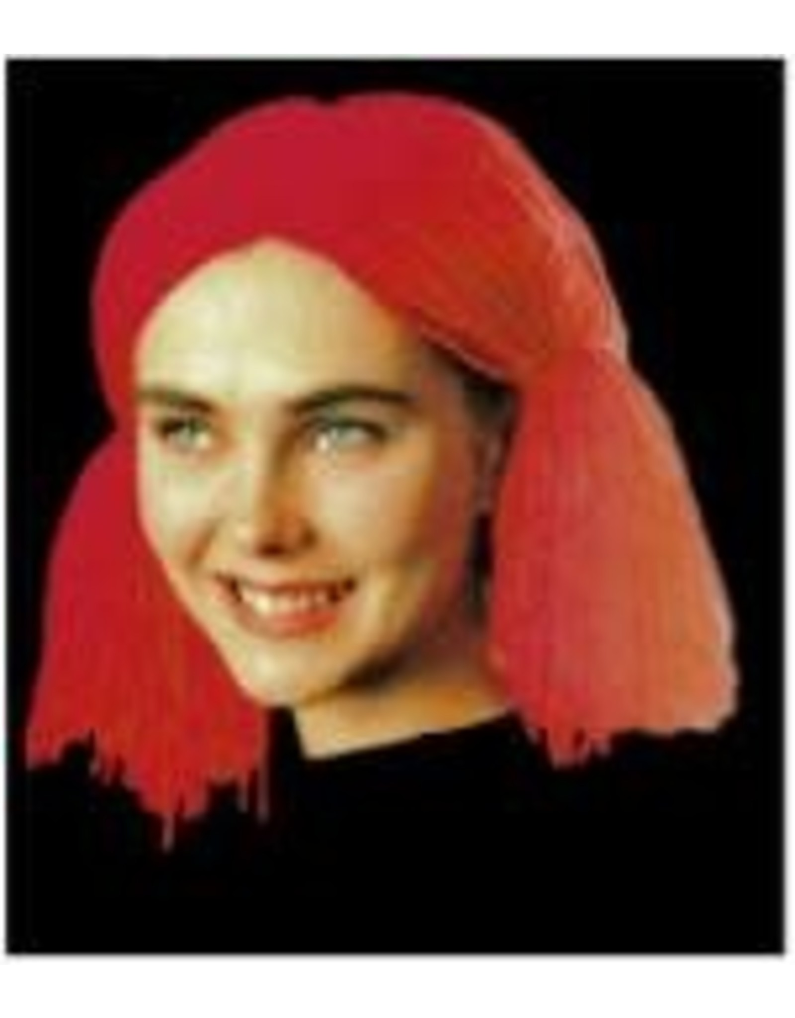 SKS Novelty Red Yarn Raggedy Anne Wig