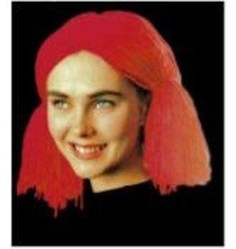 SKS Novelty Red Yarn Raggedy Anne Wig