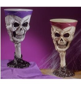 Fun World Skeleton Goblet