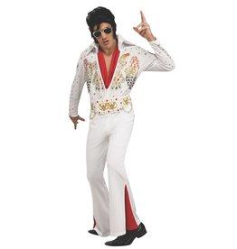 Rubies Costume Deluxe Elvis Presley Eagle Jumpsuit