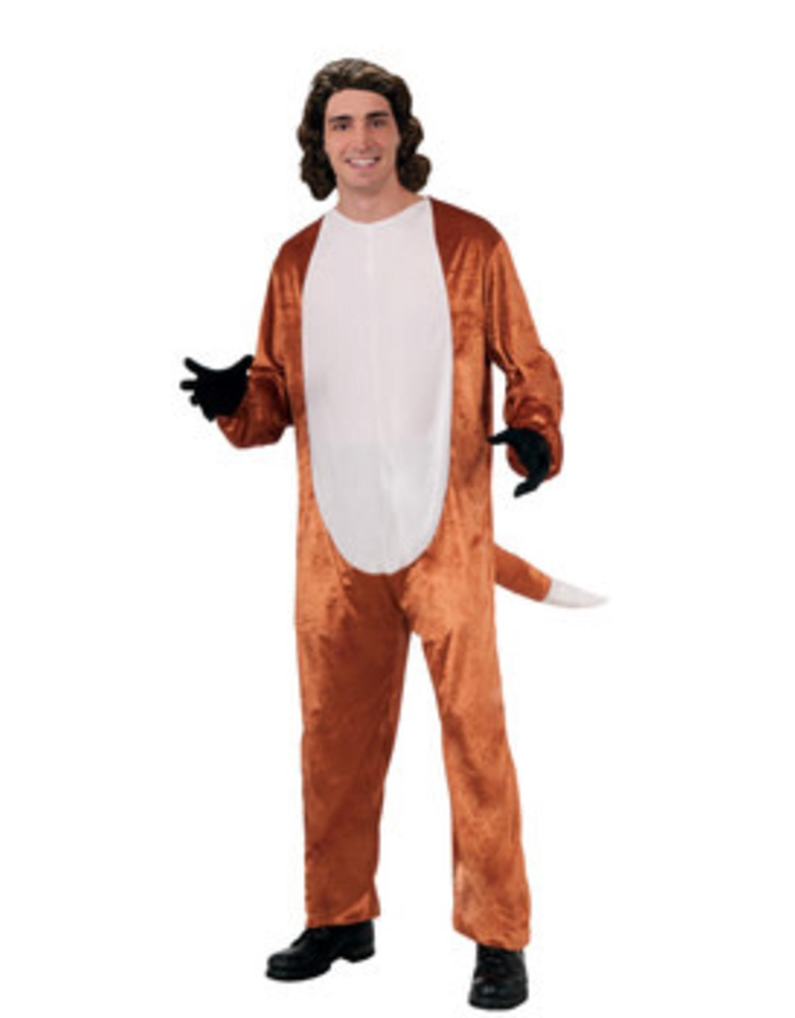 Forum Novelties Inc. Fox Disguise Jumpsuit (Only)