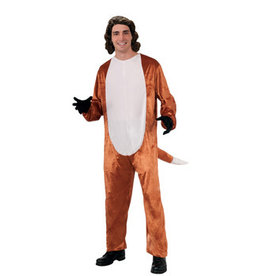 Forum Novelties Inc. Fox Disguise Jumpsuit (Only)