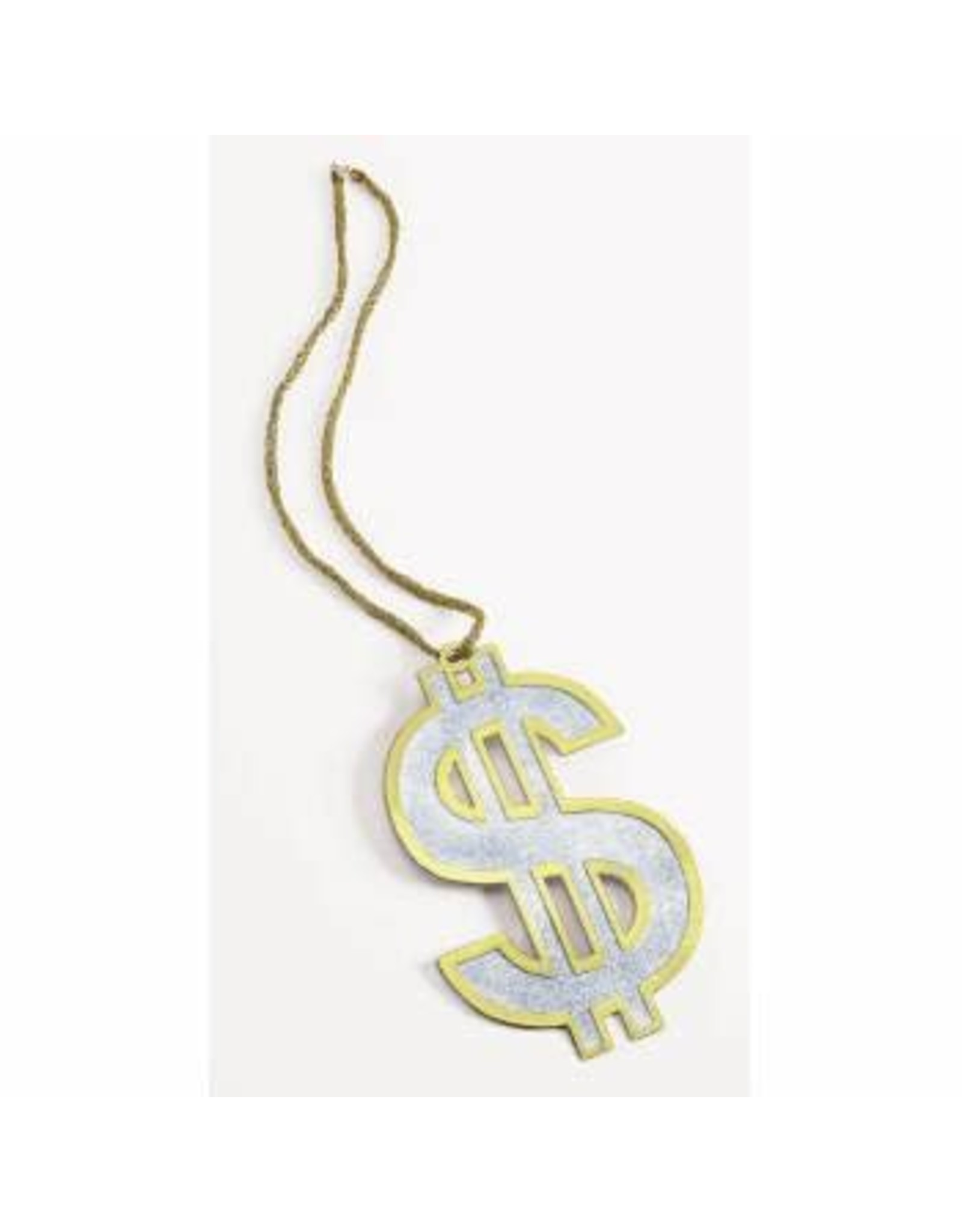Forum Novelties Inc. Super Size Dollar Necklace