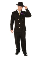 Rubies Costume Gold Gangster